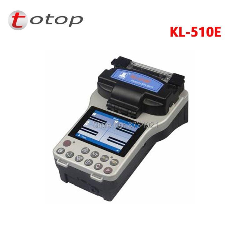 KL-510E JILONG Brand Mini Handheld Fiber Fusion Splicer KL-510E