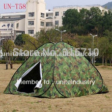 3-4persons pop up tent in low price for outdoor travel campi