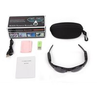 Zerosky 720P Wifi Sport Sunglasses Mini Camera With Audio Sound Video Recorder Bicycle Bike Cam Camera