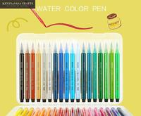 High Quality 12 18 24 36 Painting Soft Brush Pen Set Watercolor Markers Pen Effect Best
