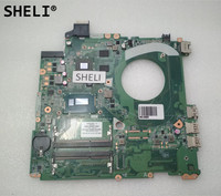 SHELI DAY11AMB6E0 766473 501 766473 001 For HP 15 Motherboard with i5 4210U cpu GT840M video card