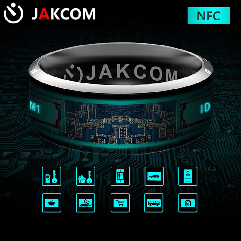 Original Jakcom R3F Smart Ring Wear Magic Finger NFC Ring IC ID Card For Android Windows NFC Mobile Phone Waterproof Smart Ring