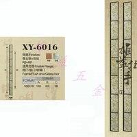 Chinese antique painting process large door handles / modern glass door wooden doors sliding door handle / European luxury Handl