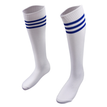 ELOS Navy Blue font b Football b font Striped Tube Socks Soccer lacrosse Rugby Sports Socks
