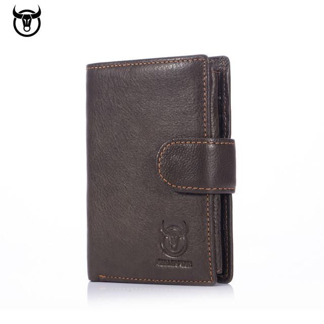 Cowhide Genuine Leather Wallet