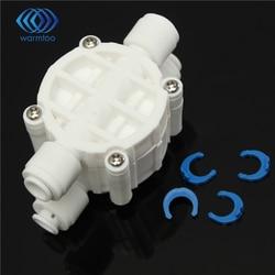 4 способа 1/4 Порты и разъёмы автоматическое отключение клапан для воды с фильтром фильтр воды для обратного осмоса Системы