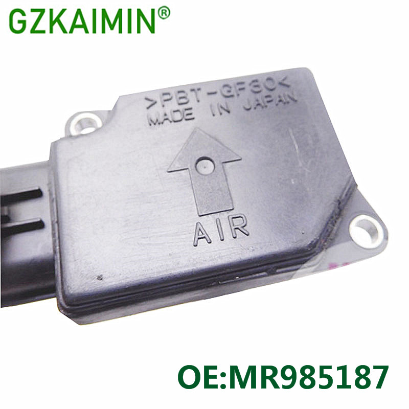 2f0e75c36 OEM MR985187 السيد 985187 E5T60171 حسّاس كتلة تدفق الهواء/متر ماف ل  mitsubishi الكسوف لانسر جالانت انديفور