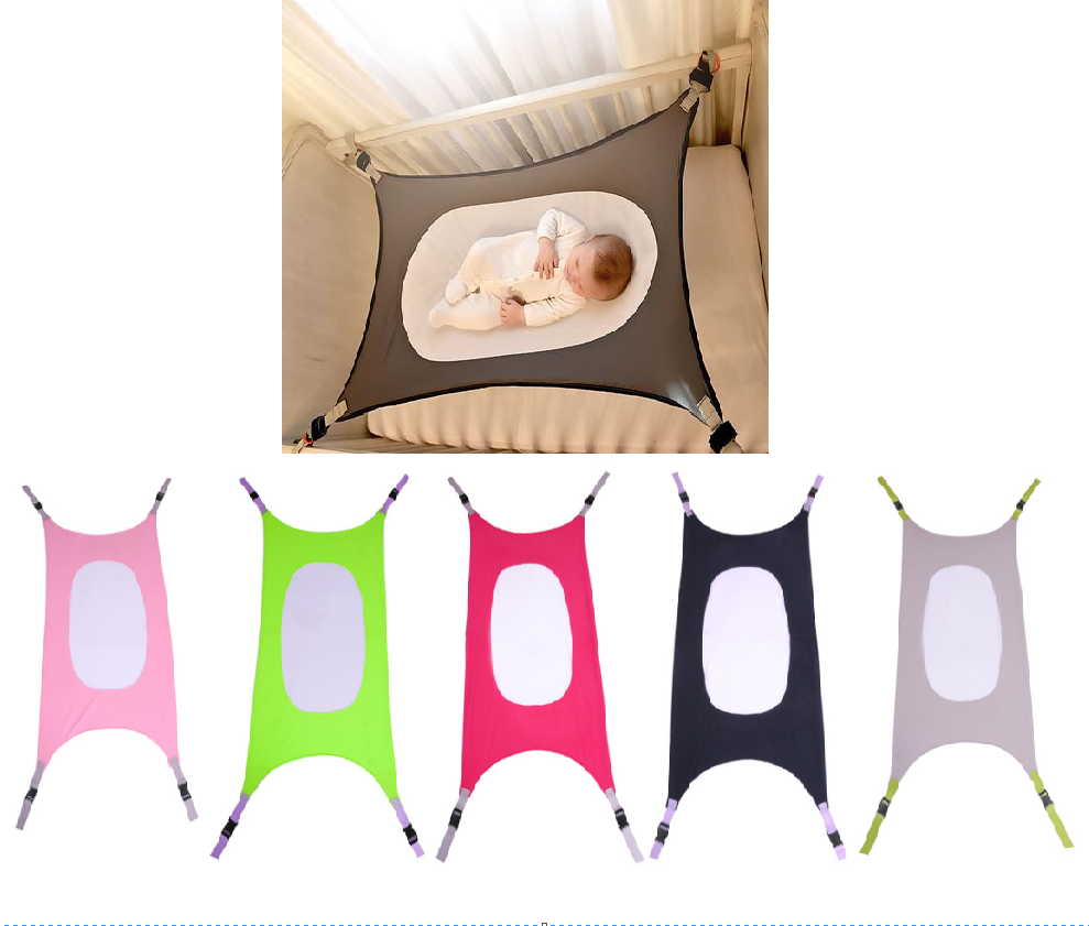 Folding Baby Crib Infant Portable Beds Folding Bed Bed Travel Playpen hanging swing Hammock Crib Baby Hanging Bed Photography