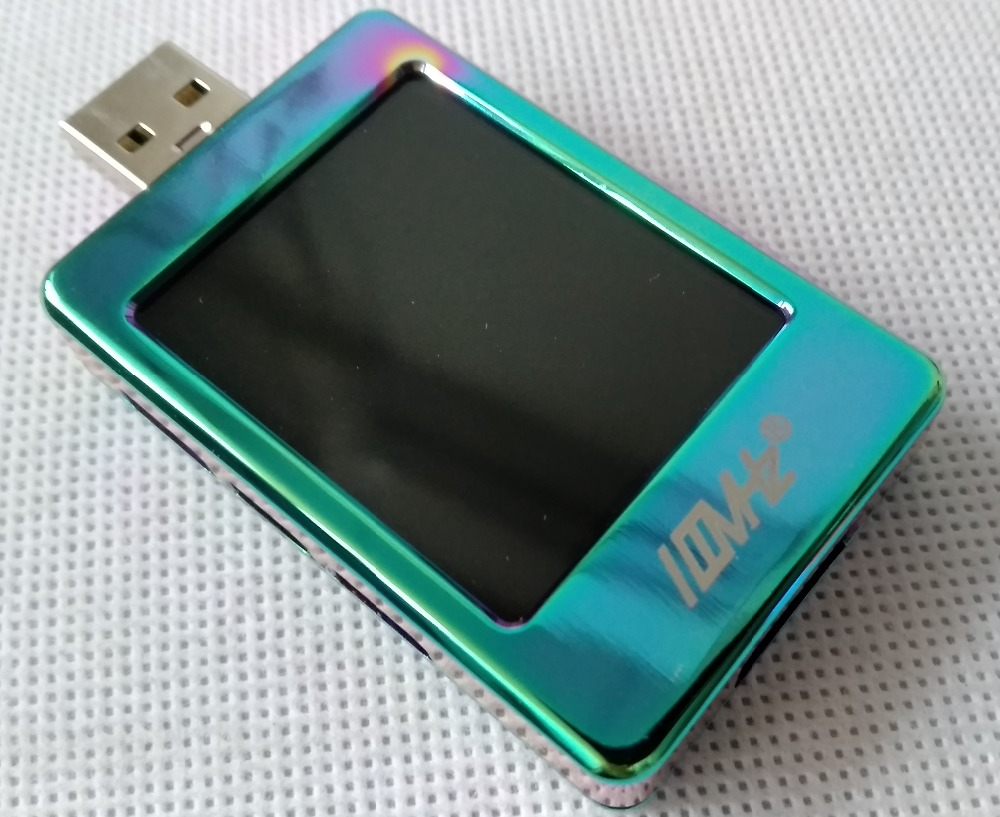 QC4 PD3 02 0 Capacity Detection of WEB U2 UT200 CNC Current Voltmeter USB Tester