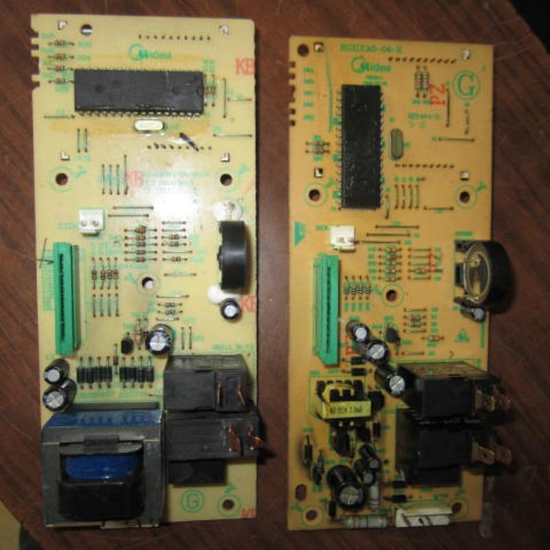 Original Midea Microwave Oven Circuit Board Accessory