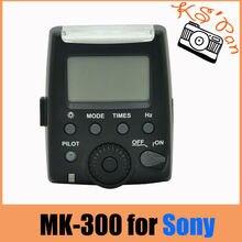 Майке МК-300 MK-300S ЖК-i-TTL TTL Вспышка speedlite Для Sony NEX3 NEX5 NEX6 A6000 A7 A7R A7S A33 A35 A37 A55 A57 A58 A77