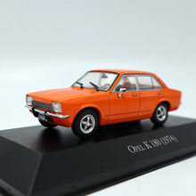 IXO 1:43 Opel K 180 1974 Diecast Models Limited Edition Collection Altaya Toys Car(China)
