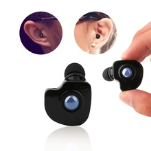 Hot Mini Size Bluetooth Wireless Earphone Stereo Bass Noise Reduction High Definition Sound Quality Earphone For Smart Phones