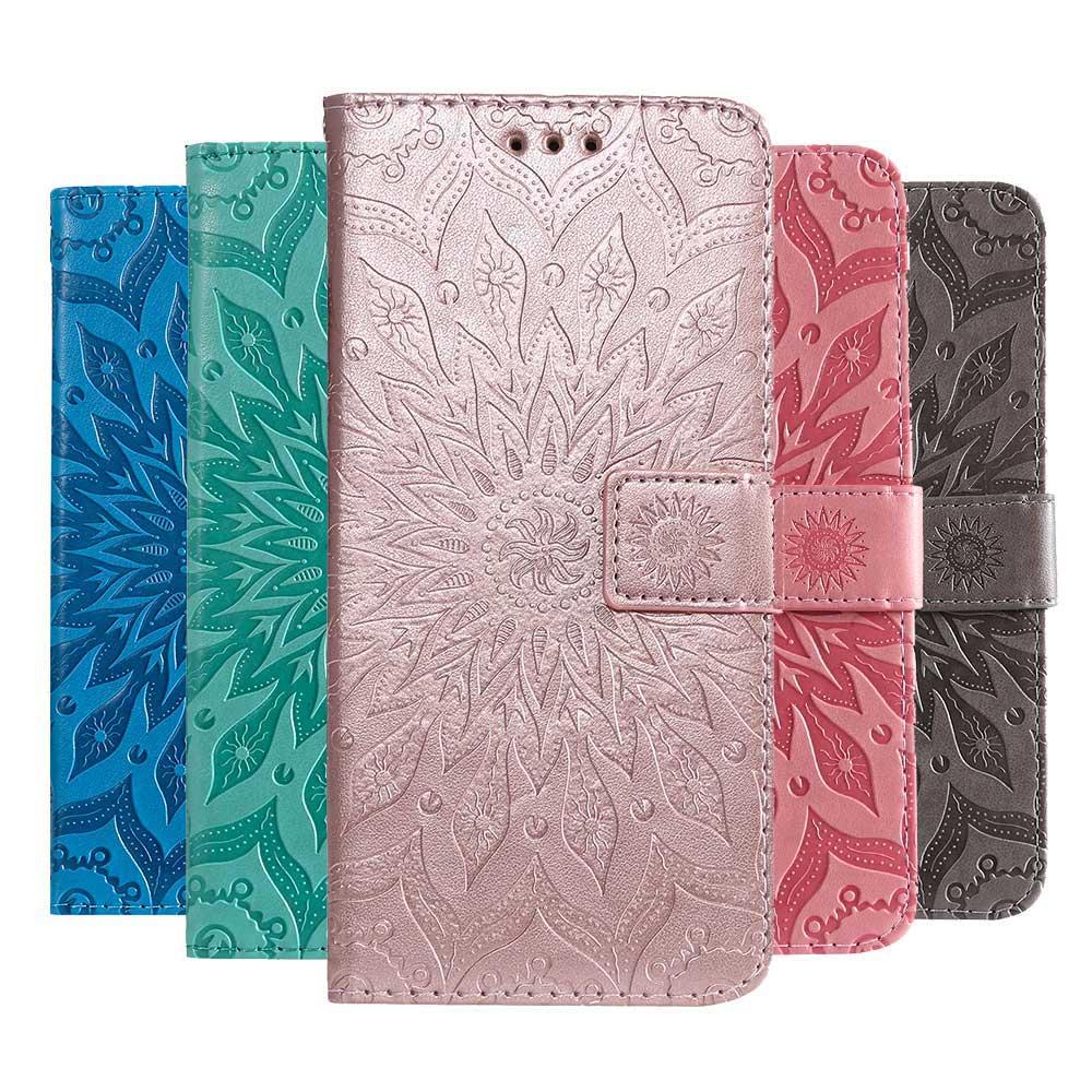 Retro Flip Phone Case For Motorola moto C G4 G5 G5S E E4 E5 G6 G7 Power Plus Z4 Play x style p30 note play Wallet Stand Cover