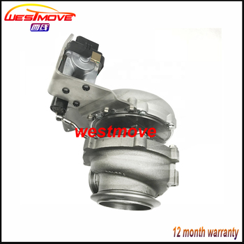 GTB2260VK TURBO 765985-0001 765985-0003 765985 765985-0005 per BMW X5 (twin turbo V8) m57TU2