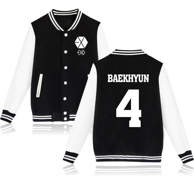 Exo BaseBall Jacket