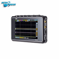CCDSO DSO203 DS203 Digital Oscilloscope Diy Kit Nano Portable 8MHz Bandwidth 4 Channels Arm Cortex M3