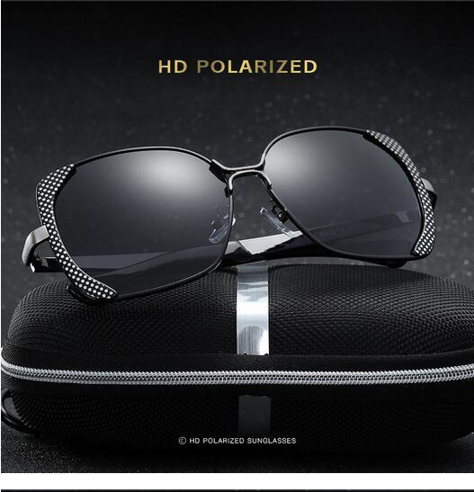 Female polarized elegant butterfly brand designer lady polarized sunglasses female Oculos De Sol KINGSEVEN shadow s'40 2