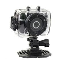 2017 New Helmet Action Digital Video Waterproof Camera Camcorder DV 1280*720 Outdoor Sports Bicycle Cycling Accessories May 15