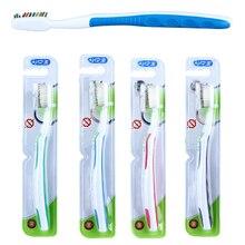 1 шт., жесткие щетинки, зубная щетка для мужчин, зубная щетка для ухода за зубами, щетка для ухода за полостью рта, удаляет дымовые пятна, кофейные пятна, отбеливание зубов