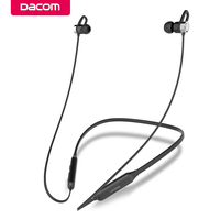 UCOMX G02S Wireless Headset Sports Bluetooth Headphones Neckband Sweatproof Stereo Earphone Magnetic Earbuds Built In Microphone
