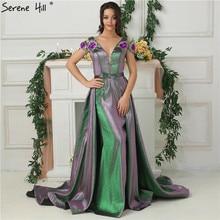 SERENE HILL Arabic Long Kaftan Dubai Turkish Mermaid Dress