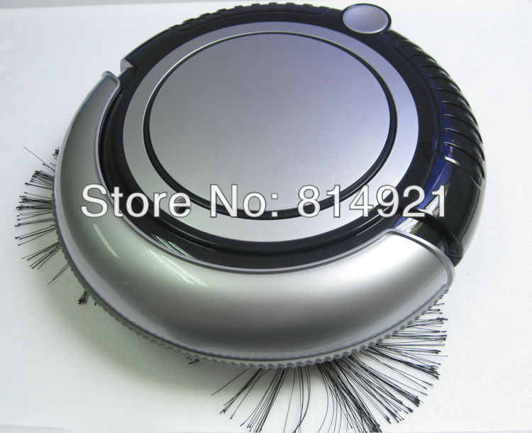 Robotic vacuum cleaner,LED light,Never tangel hair,Spot clean,Autocheck dust,HEPA Filter , FreeShipping To RU,Wholesale