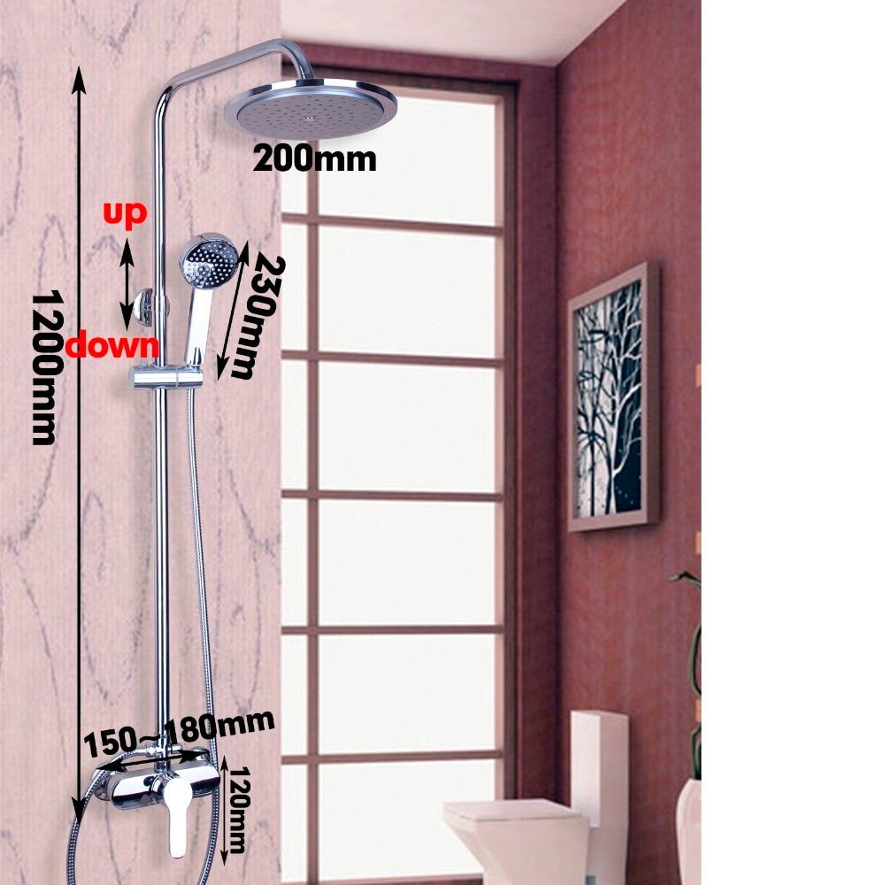 Polished Chrome Bathroom Faucet 8