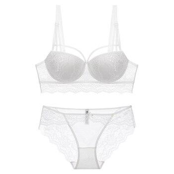 Push up bra set lingerie