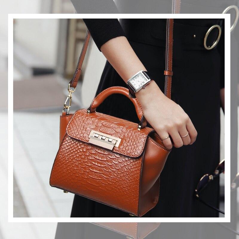 Bolsos de lujo Bolsos de mujer Diseñador Bolso de cuero Bolsa - Bolsos - foto 6