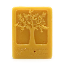 100% Organic Natural Pure Beeswax Excellent 95g Honey Wax Bee Cosmetic maintenance protect Wood furniture(China)