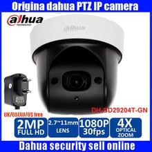 Original English Firmware Dahua DH SD29204T GN replace SD29204S GN 2Mp Network Mini IR PTZ Dome