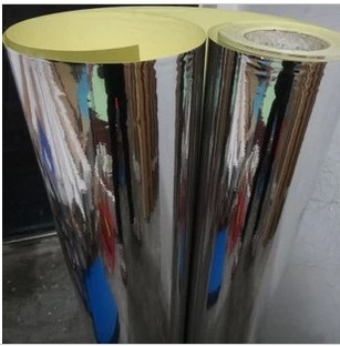 0 61 10m Self Adhesive Reflective Film Mirror Glass