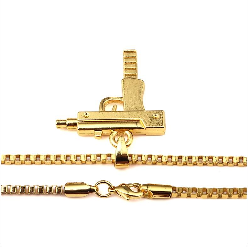 Hip hop necklace 05