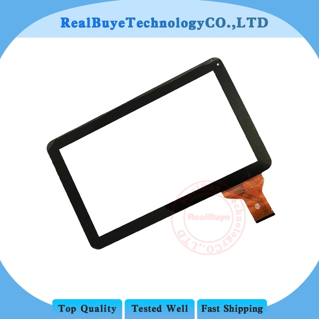 "A+ 10.1"" inch Replacement Touch screen Allwinner A31S,A23,A33,A20,A83T Tablet YTG-P10025-F1 Touch panel Digitizer Glass"