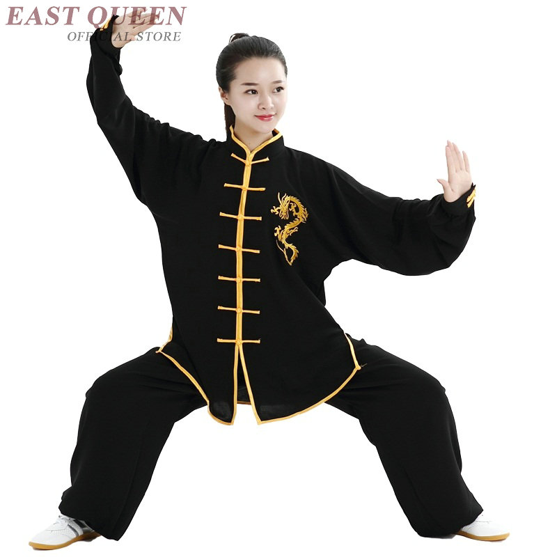 Tai chi uniform clothing taichi clothes women men wushu clothing kung fu uniform suit martial arts