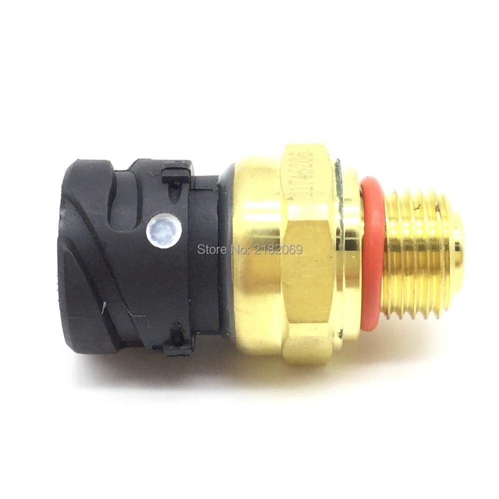 Cárter de óleo Sensor De Pressão De Combustível Interruptor de Ajuste Do Caminhão Volvo D12 D13 21634017,21746206, 20796744,20499340, 20905373