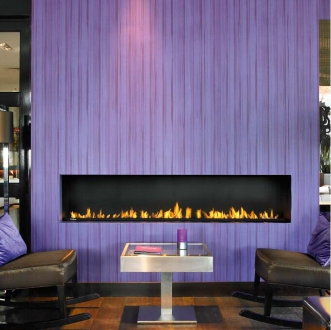 On Sale 48'' Indoor Fireplace With Remote Control  12.5L