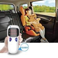 Professional Digital Formaldehyde Detector Indoor Air Quality Monitor HCHO TVOC Tester Analyzer