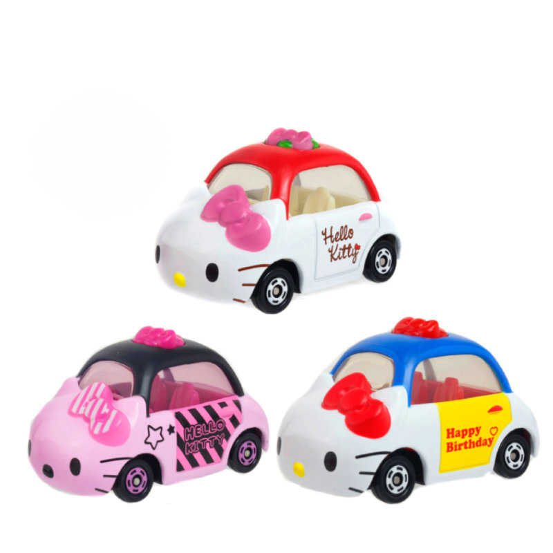 Tomica Car  Diecast  Toys Metal Model Car Birthday Gift For Kids Girl