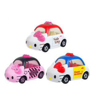 Tomica Car Diecast Toys Metal Model Car Birthday Gift For Kids Girl(China)
