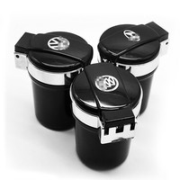 High Quality Brand New Car Ash Tray Ashtray Storage Cup With LED Fit For All Cars