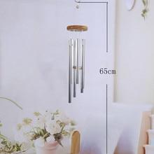 Ловец снов, китайский Колокольчик колокольчик вертикальный Утюг ремесла украшения для дома Металл подвесное украшение кровать enfant#30