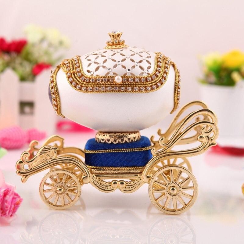 Royal egg Musical Jewelry Box Music Box Music Box Girls Birthday Gift