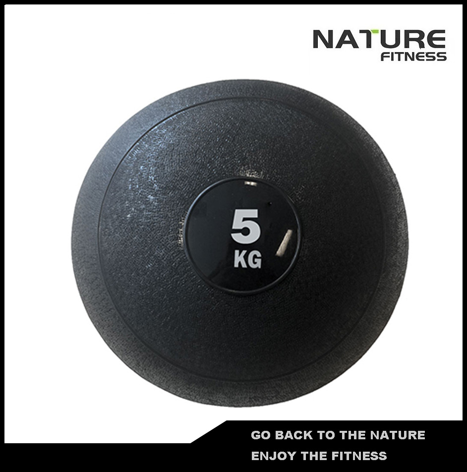 5kg Slam/Dead Ball For Core Fitness, Endurance, Co-ordination, Flexibility and Cross Fit Training