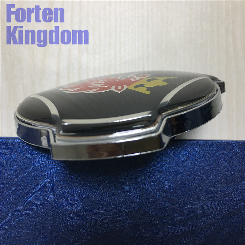 1 PC For Scania Griffin Namepalte 80mm ABS King Of The Road Truck Custom Front Grille Emblem Griffon Badge 1401610