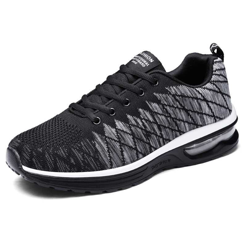 Unisex Sneakers Mens Breathable Mesh Shoes Fashion Casual Men Shoes Lightweight Men Casual Shoes Best for runn business in Men 39 s Casual Shoes from Shoes