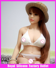 135cm Top quality lifelike silicone sex doll for men realistic dolls real sexy dolls silicone japanese real silicone sex dolls