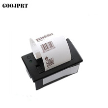 Free shipping 58mm mini thermal printer RS232/TTL panel printer bluetooth printer