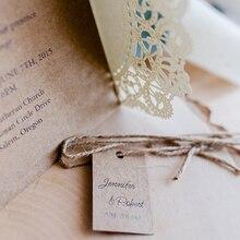 Zaproszenie na Ślub Vintage Koronka